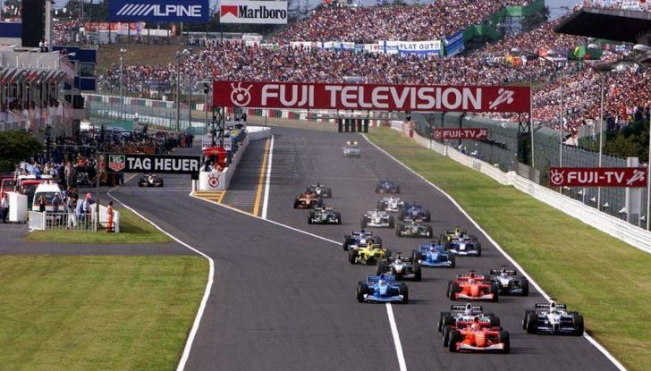 Formula 1, GP di Suzuka 2016 orari Diretta Sky Sport - Foto 1 di 9