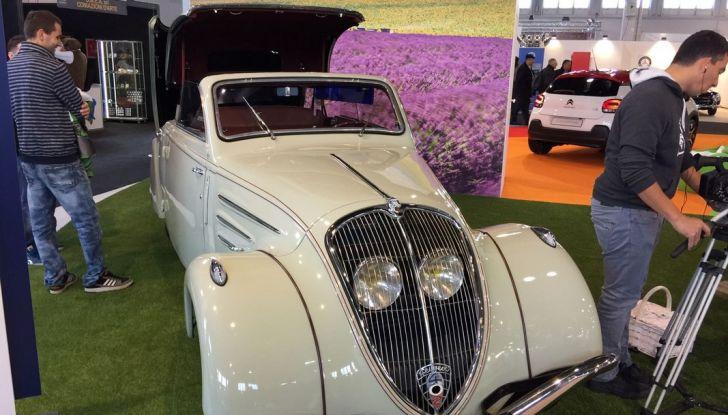 Peugeot al Salone Auto e Moto d'Epoca: i trent'anni della 205 - Foto 9 di 11