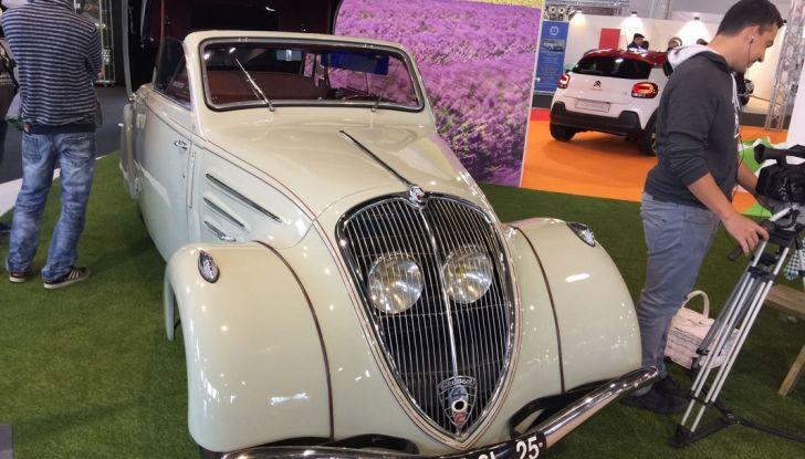 Peugeot al Salone Auto e Moto d'Epoca: i trent'anni della 205 - Foto 10 di 11
