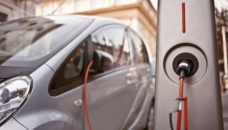 Anas, parte l'installazione di colonnine per auto elettriche in autostrada - Foto 6 di 9