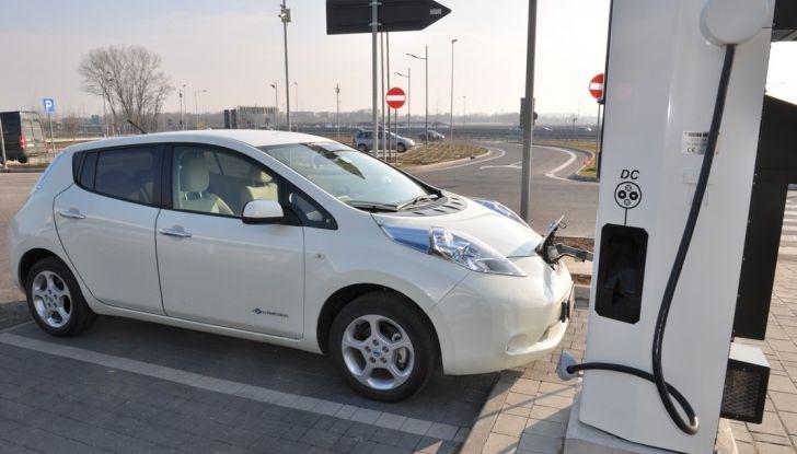 Anas, parte l'installazione di colonnine per auto elettriche in autostrada - Foto 7 di 9