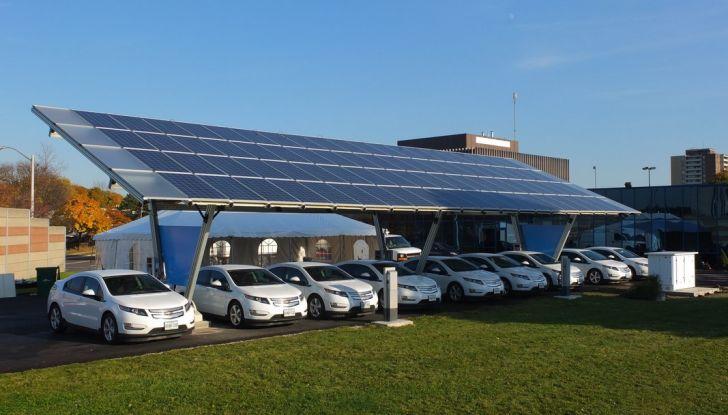 Colonnine di ricarica auto elettriche, la raccolta fondi avviene sul web - Foto 8 di 9