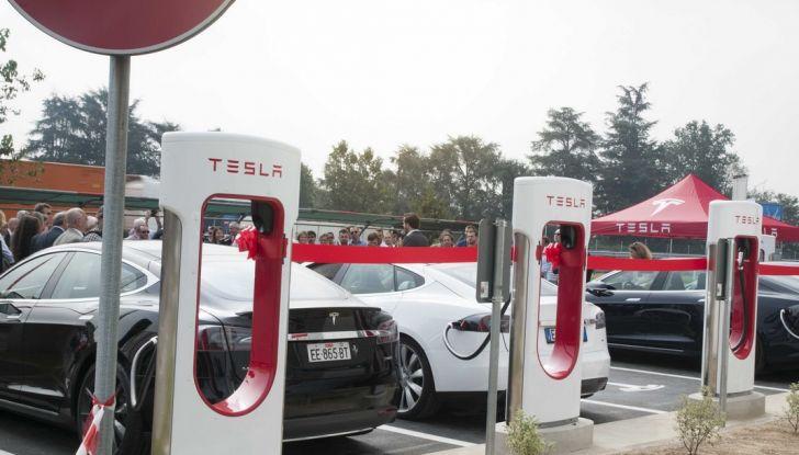 Decreto Sbloccacantieri, 30 milioni di euro per le colonnine di ricarica auto elettriche - Foto 1 di 9