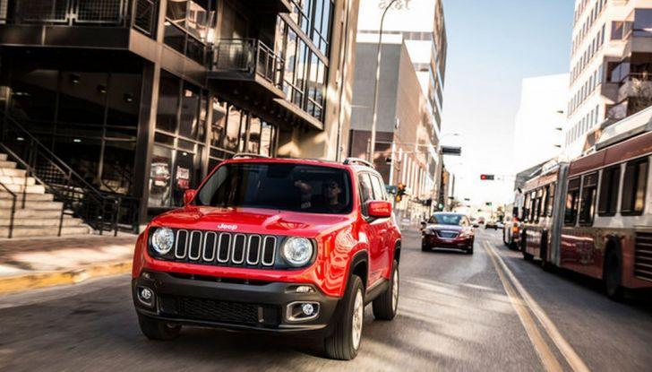 Jeep Renegade con nuovo cambio doppia frizione DDCT abbinato al MultiJet - Foto 7 di 9