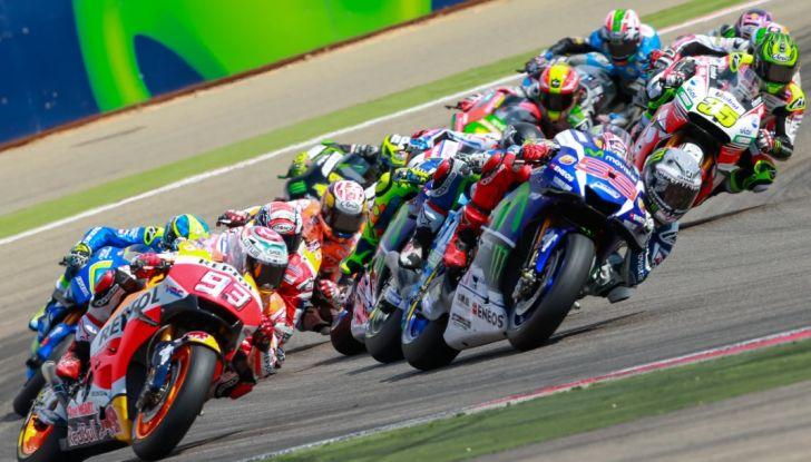 Orari MotoGP 2017, diretta su TV8 e Sky del GP di Motegi, Giappone - Foto 1 di 31