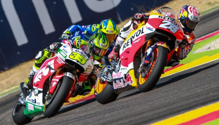 Orari MotoGP 2017, diretta su TV8 e Sky del GP di Motegi, Giappone - Foto 23 di 31