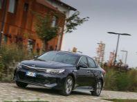 Nuova Kia Optima Plug-in Hybrid prova su strada, dotazioni e caratteristiche tecniche