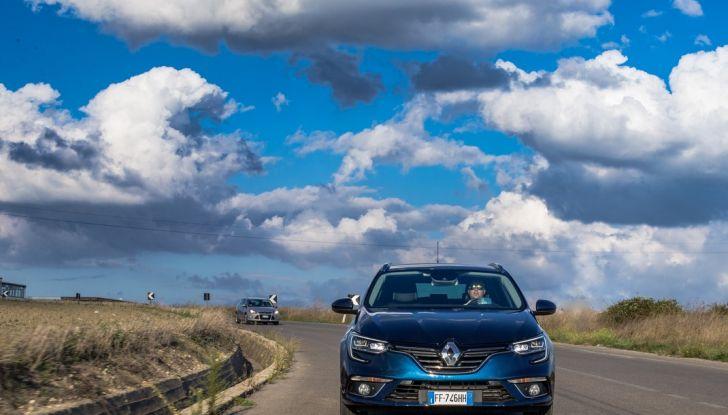 Nuova Renault Megane Sporter prova su strada, prezzi e motorizzazioni - Foto 19 di 56