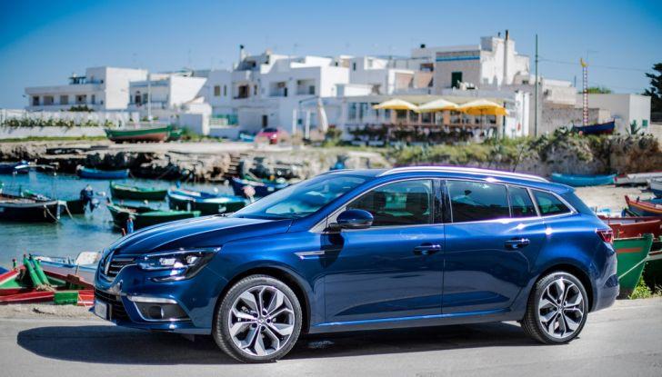 Nuova Renault Megane Sporter prova su strada, prezzi e motorizzazioni - Foto 5 di 56