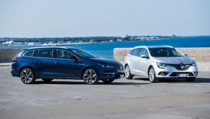 Nuova Renault Megane Sporter prova su strada, prezzi e motorizzazioni - Foto 15 di 56