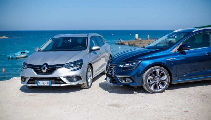 Nuova Renault Megane Sporter prova su strada, prezzi e motorizzazioni - Foto 26 di 56