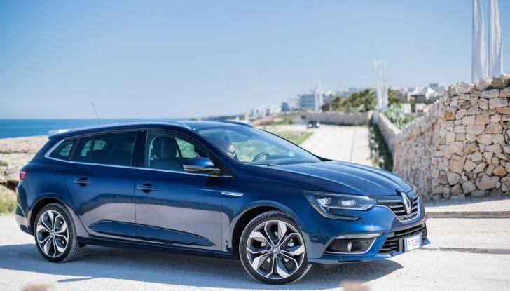 Nuova Renault Megane Sporter prova su strada, prezzi e motorizzazioni - Foto 50 di 56