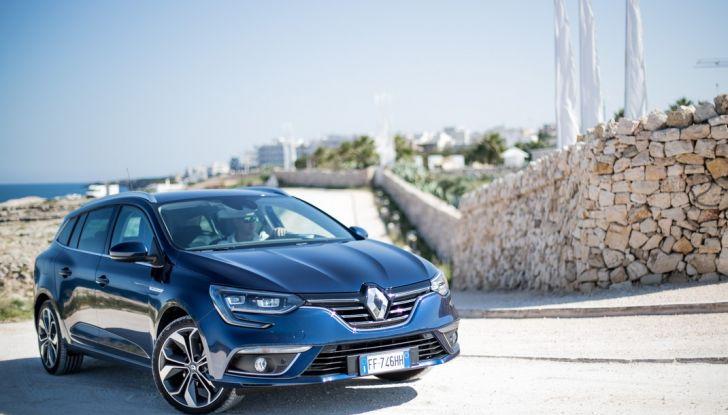 Nuova Renault Megane Sporter prova su strada, prezzi e motorizzazioni - Foto 52 di 56