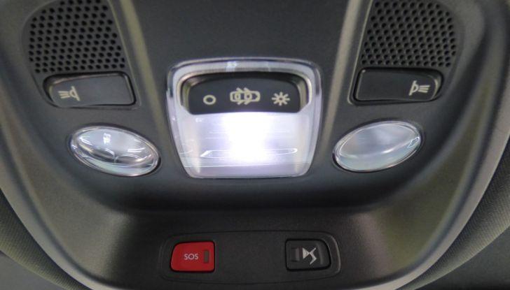 Prova su strada DS 4 Crossback BlueHDI 120: impressioni, allestimenti e prezzi - Foto 24 di 32