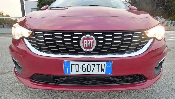 Fiat Tipo 5 porte, la prova su strada del Multijet 1.6 da 120CV: non vorrei ma posso - Foto 10 di 38