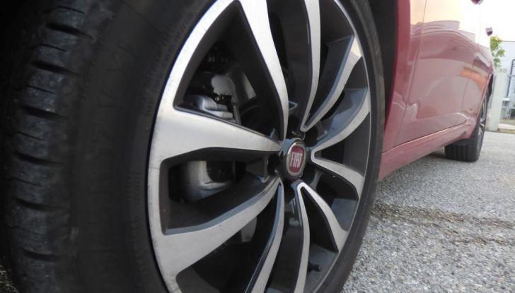 Fiat Tipo 5 porte, la prova su strada del Multijet 1.6 da 120CV: non vorrei ma posso - Foto 14 di 38