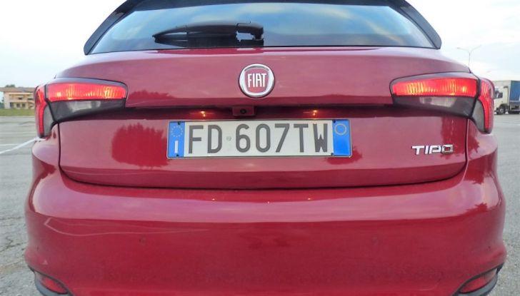 Fiat Tipo 5 porte, la prova su strada del Multijet 1.6 da 120CV: non vorrei ma posso - Foto 22 di 38