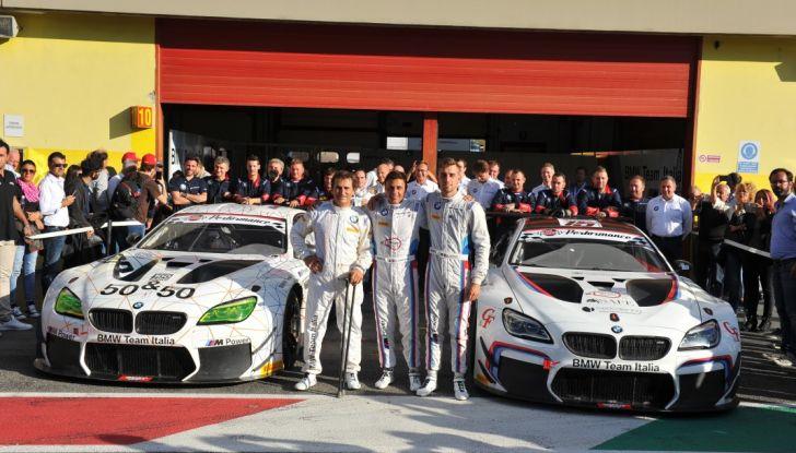 Alex Zanardi vince al Mugello nel Campionato Italiano GT con BMW - Foto 1 di 10