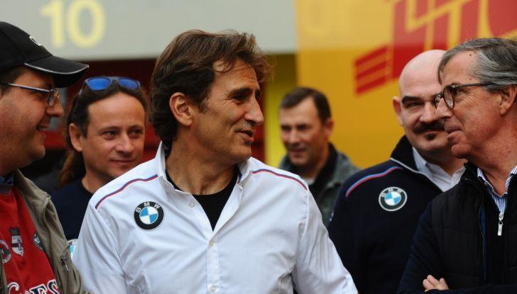 Alex Zanardi vince al Mugello nel Campionato Italiano GT con BMW - Foto 9 di 10