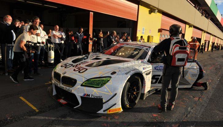 Alex Zanardi vince al Mugello nel Campionato Italiano GT con BMW - Foto 10 di 10