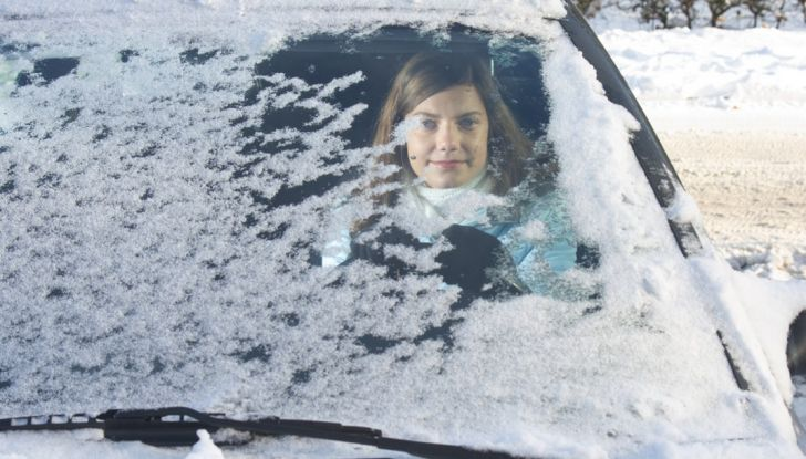 Come avviare l'auto in inverno, consigli utili - Foto 5 di 9