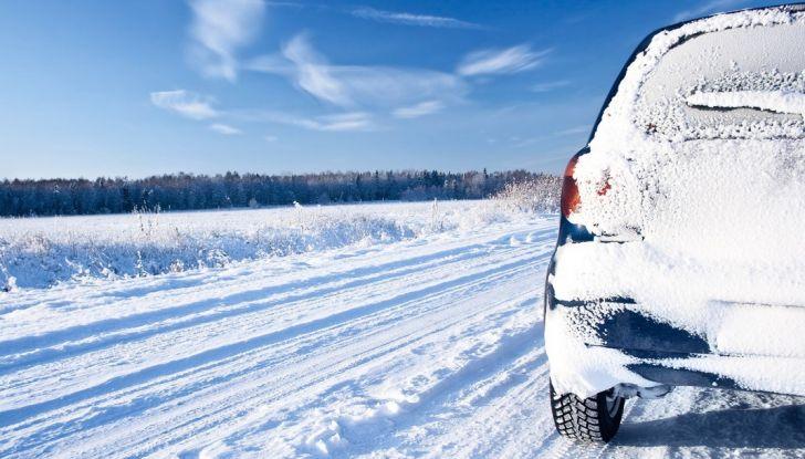 Come avviare l'auto in inverno, consigli utili - Foto 9 di 9