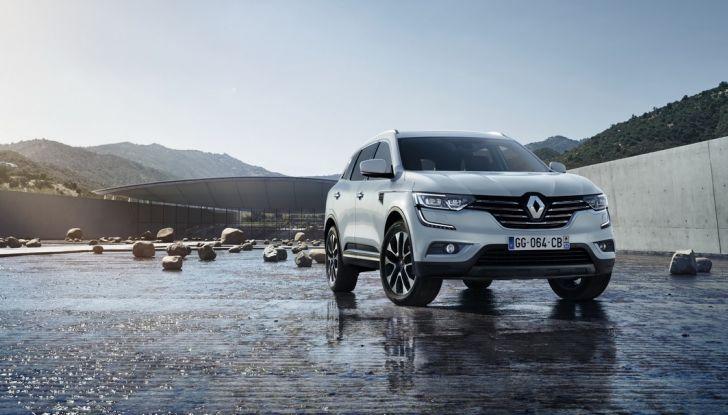 Renault Koleos svelata a Parigi la nuova crossover che potrebbe diventare ibrida - Foto 7 di 12