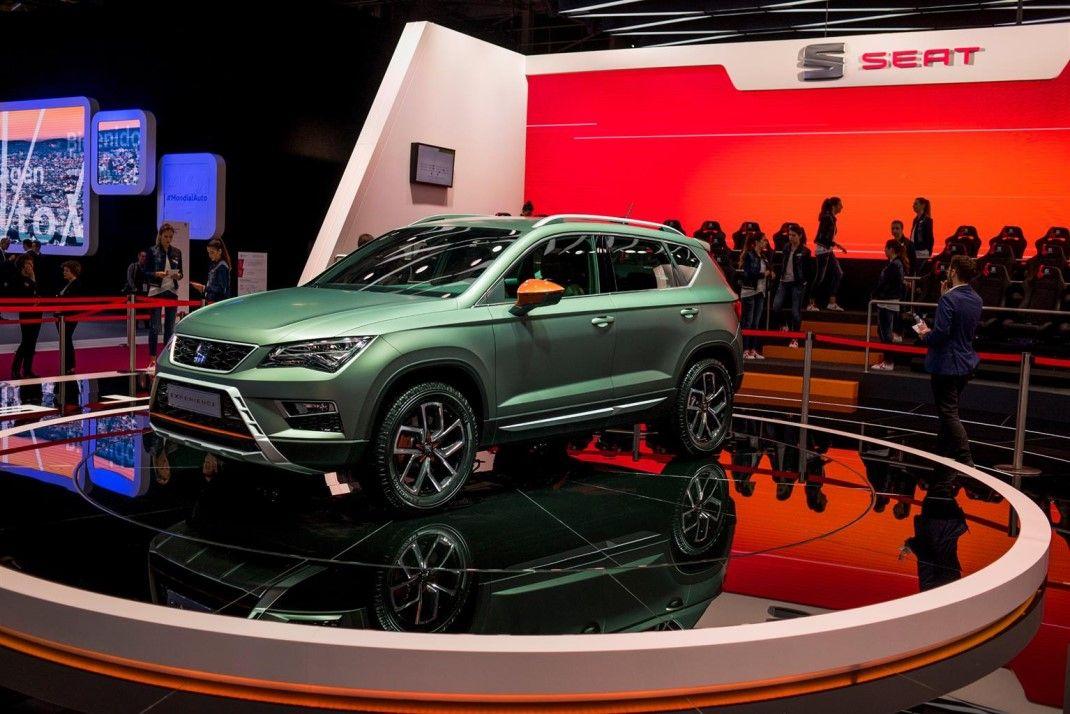 Seat, le novità per il 2017: crossover Arona, Leon restyling e Ibiza 5° serie - Infomotori