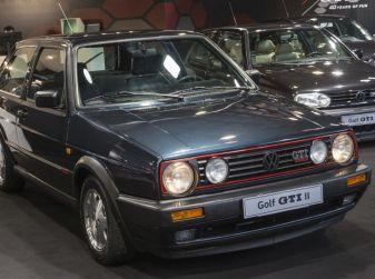 I 40 anni della Volkswagen Golf GTI al Salone di Padova 2016