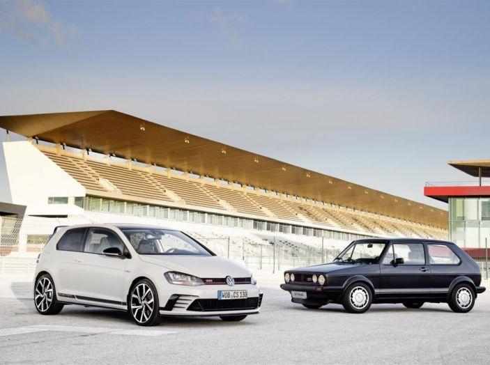 I 40 anni della Volkswagen Golf GTI al Salone di Padova 2016 - Foto 2 di 37