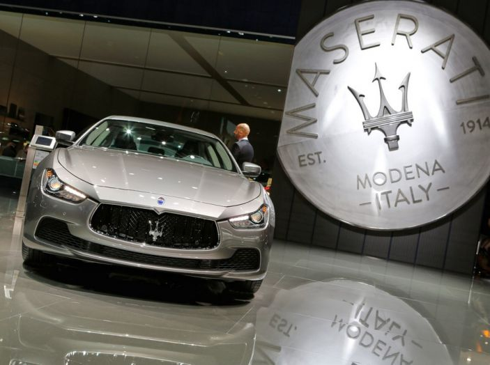 Nuova Maserati Ghibli 2017 al Salone di Parigi - Foto 3 di 15