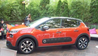 Terrazza Citroen: vivere con gusto dentro e fuori dall'auto
