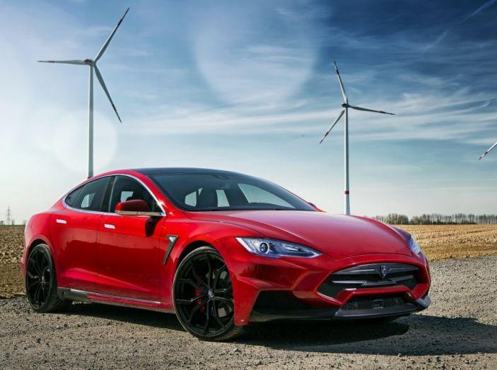 La batteria al litio più grande del mondo è opera di Tesla - Foto 3 di 9