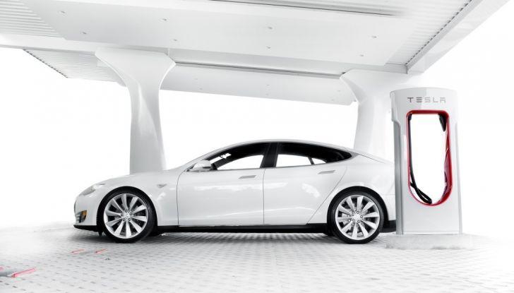 Tesla Supercharger, le nuove tariffe in Europa per viaggiare in elettrico - Foto 1 di 9