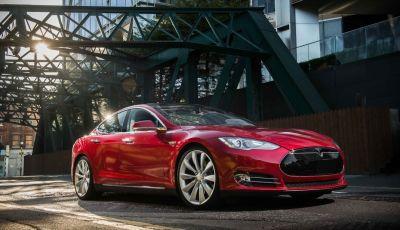 UberONE: arriva una flotta di Tesla Model S per Madrid