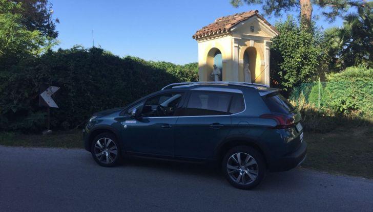 Peugeot 2008 1.6 Hdi 120 CV: prova su strada, allestimenti e motorizzazioni - Foto 15 di 15