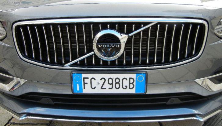 Nuova Volvo S90 prova su strada, motori, prestazioni e prezzi - Foto 16 di 26