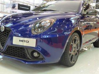 Alfa Romeo Mito Veloce