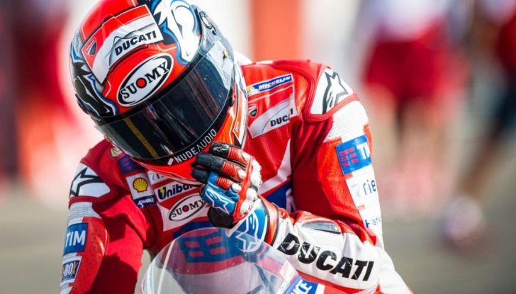 Risultati MotoGP 2016, Sepang: pole a Dovizioso, Rossi secondo - Foto 5 di 14