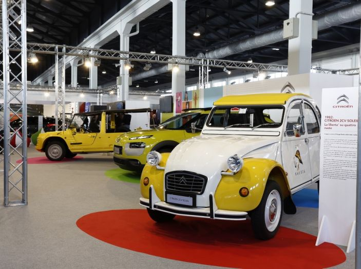 Auto e Moto d'Epoca Padova: tutte le più belle auto delle scorse edizioni - Foto 11 di 35