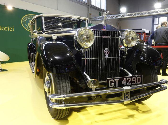 Auto e Moto d'Epoca Padova: tutte le più belle auto delle scorse edizioni - Foto 17 di 35