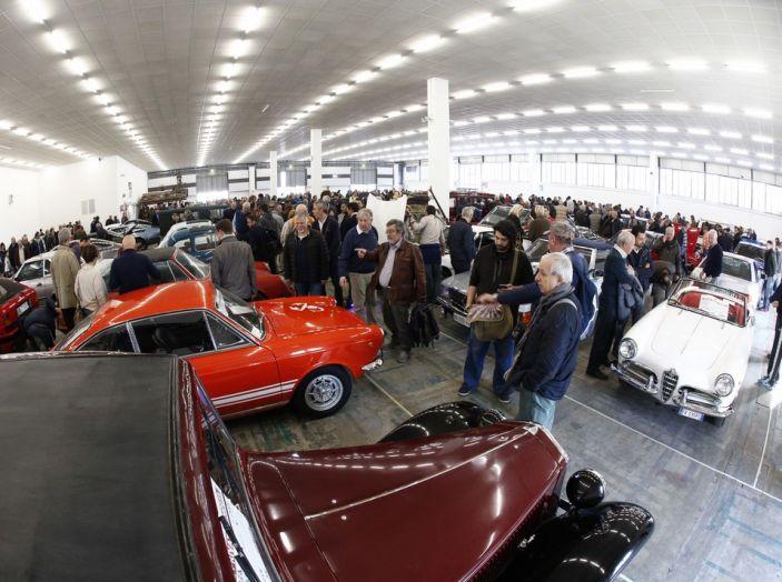 Auto e Moto d'Epoca Padova: tutte le più belle auto delle scorse edizioni - Foto 4 di 35