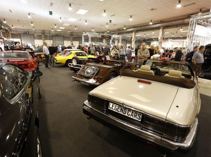 Auto e Moto d'Epoca Padova: tutte le più belle auto delle scorse edizioni - Foto 21 di 35
