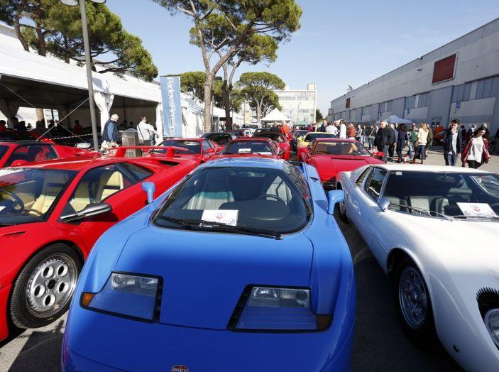 Auto e Moto d'Epoca Padova: tutte le più belle auto delle scorse edizioni - Foto 22 di 35