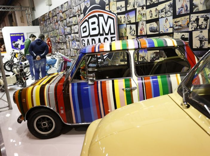 Auto e Moto d'Epoca Padova: tutte le più belle auto delle scorse edizioni - Foto 34 di 35