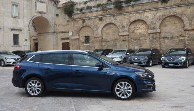 Nuova Renault Megane Sporter prova su strada, prezzi e motorizzazioni