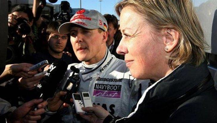 La collezione privata di Michael Schumacher gratuita e aperta a tutti - Foto 6 di 10