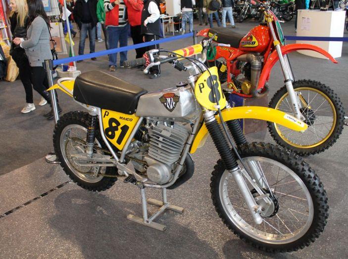 Auto e Moto d'Epoca Padova, tutte le moto più belle delle precedenti edizioni - Foto 16 di 29