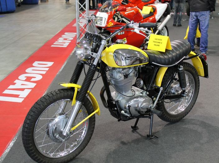Auto e Moto d'Epoca Padova, tutte le moto più belle delle precedenti edizioni - Foto 22 di 29