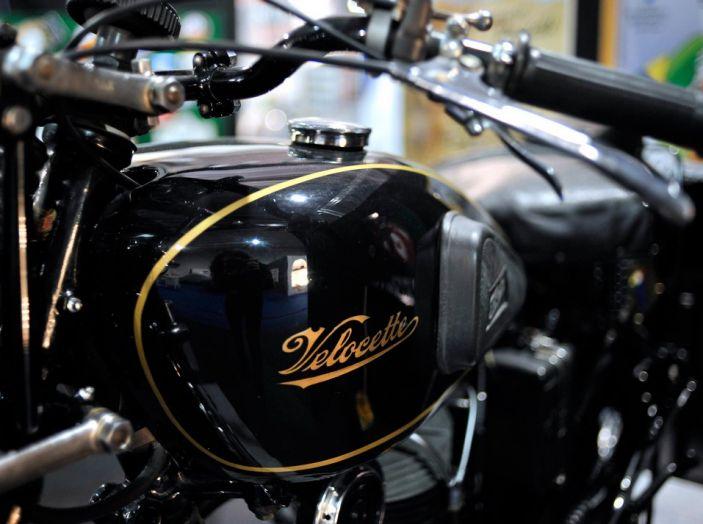 Auto e Moto d'Epoca Padova, tutte le moto più belle delle precedenti edizioni - Foto 3 di 29
